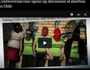 Chile has some of the most restrictive abortion laws in the world, but the recent rape and impregnation of an 11-year-old girl has ignited a national debate on this previously taboo topic.